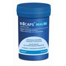 ForMeds Bicaps MAG B6 magnez z witaminą B6