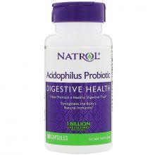Natrol Acidophilus Probiotic 100 kapsułek