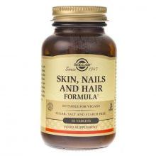 Solgar Skin, Nails and Hair Formuła skóra włosy paznokcie 60 tabletek